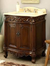 victorian bathroom vanity this beautiful inch antique bathroom vanity gives your bath an extraordinary custom look