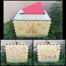 disney theme wedding cardbox, beauty and the beast personalized Wedding Card Box Disney disney theme wedding cardbox, beauty and the beast wedding place card holders disney
