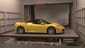 Super Rich Store Ferraris In Robotic Vault Video Luxury