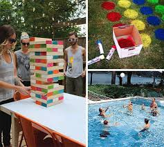 Ensure your guests are active and entertained with these cool activities: