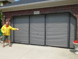 garage screen doorsGarage Screen Doors Photo  The Better Garages  Garage Screen