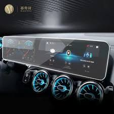 Automobile classics shows short clips of cars taken at international automobile shows. For Mercedes Benz Cla Gla 200 250 260 2019 2020 Car Gps Navigation Film Lcd Screen Tpu Interior Protective Film Anti Scratch Interior Mouldings Aliexpress