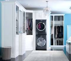 electrolux stacking washer and dryer