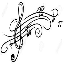 Haut Dessin De Note De Musique A Imprimer Gratuit