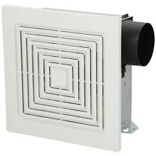 70 cfm wall ceiling mount bathroom exhaust fan