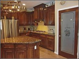 image of glass pantry doors style