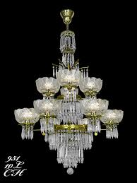 o g offered only the finest quality lead crystal materials and construction making it the choice of wealthy families around the world