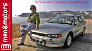 1997 Mitsubishi Galant Review - Most Reliable Car? - YouTube