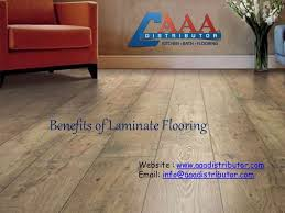 Laminate Flooring Benefits .