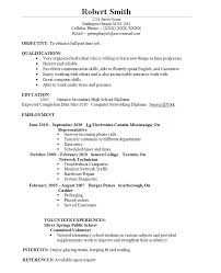 Sample Student Resumes For Jobs Website Templates