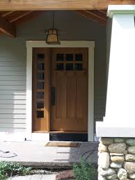 Heart of Oak Workshop, Authentic Craftsman & Mission style Door ...