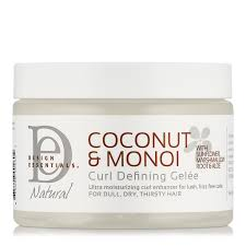 Design Essentials Coconut And Monoi Design Essentials Coconut Monoi Curl Defining Gelee 12 Oz