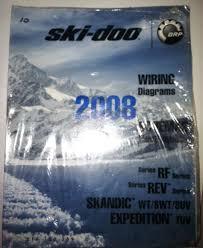 brp can am ski doo rf rev skandic expedition wiring diagrams brp can am ski doo 2008 rf rev skandic expedition wiring diagrams 219100289