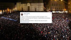 I 5 Stelle che si vogliono intestare la piazza di Bologna ...