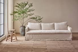 "Amelia Sofa 96"" – Elegant Home Furniture – Sixpenny"