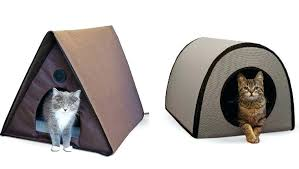thermal cat bed outdoor heated cat bed electric heated cat beds uk