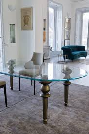 Italian Glass Dining Table 1000 Images About Luxury Dining Room Collection On Pinterest
