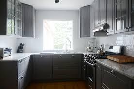 A Modern IKEA Kitchen Renovation in Less Than a Month