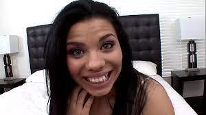 Petite Thick Latina Teen