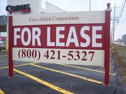first allied corporation custom real estate signs design signs online