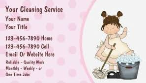 Names Of Cleaning Businesses Girly Cleaning Services Business Cards Page 1 Girly Business Cards
