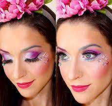 pink fairy makeup