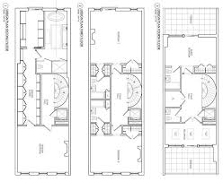 stunning 13 35 ft wide house plans 30 corridor plan modern hd