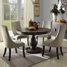 dining room alluring homelegance dandelion round pedestal regarding table set remodel 2