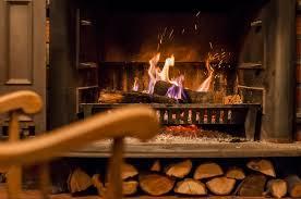 basement fireplace options
