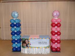 Columns For Decorations Prince And Princess Party Decorations By Teresa