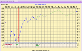 What Did Your Chart Look Like The Month You Got Pregnant