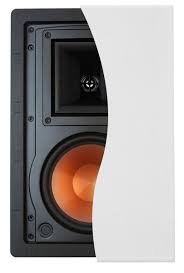 klipsch in wall speakers. klipsch r-3650w mkii in-wall speaker in wall speakers