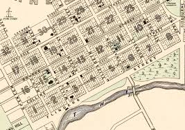 Map of melbourne area hotels: 1852 Map Of Melbourne Historical Images Of Melbourne Hotpress