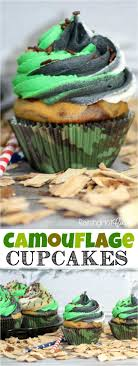Camouflage Dishes The 25 Best Camouflage Cupcakes Ideas On Pinterest Cupcakes
