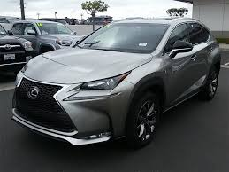 2015 Used Lexus NX 200t FWD 4dr at Kearny Mesa Toyota Serving ...