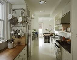 Contemporary Galley Kitchen Appliances Amazing Modern Contemporary Kitchen With Stainless