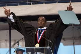 rappers honorary college degrees xxl sean diddy combs delivers commencement address at howard university