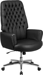small leather swivel chair concept high back traditional tufted black leather executive swivel chair