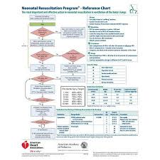 Nrp Neonatal Resuscitation Program Reference Chart Other