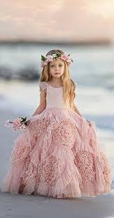 Pink <b>lovely flower girl</b> dress in <b>2019</b> - Pinterest