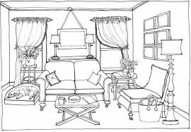 bedroom clipart black and white. Contemporary Bedroom Bedroom Clipart Black And White Tristano Win In R