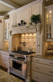 20 Ways to Create a French Country Kitchen | French country kitchens,  Mantels and Decorating