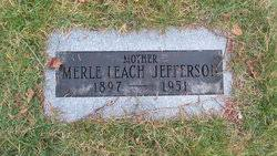 Grace Merle Smith Jefferson (1897-1951) - Find A Grave Memorial
