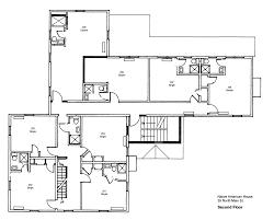 housing floor plans. NAH - Floor 2 Housing Plans
