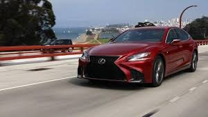 2018 lexus pic. modren pic review get a shiatsu massage driving the 2018 lexus ls 500 inside lexus pic
