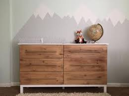 ikea tarva dresser hack. Dressers, Tarva Dresser Ikea Discontinued Brown Wooden With 6 Drawer Dolls And Hack T