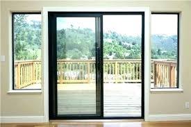 weatherproof dog door diy best for sliding replacement flap rior doors with built in french windproof dog door