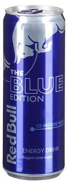 Купить <b>Напиток энергетический Red Bull</b> blue edition, 355 мл с ...