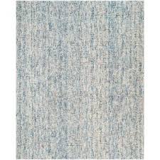 Safavieh <b>Abstract Dark</b> Blue/Rust 8 ft. x 10 ft. Area Rug-ABT468C-8 ...