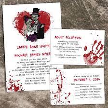 Halloween Wedding Invitations 12 Spooky Wedding Invites Creative Market Blog